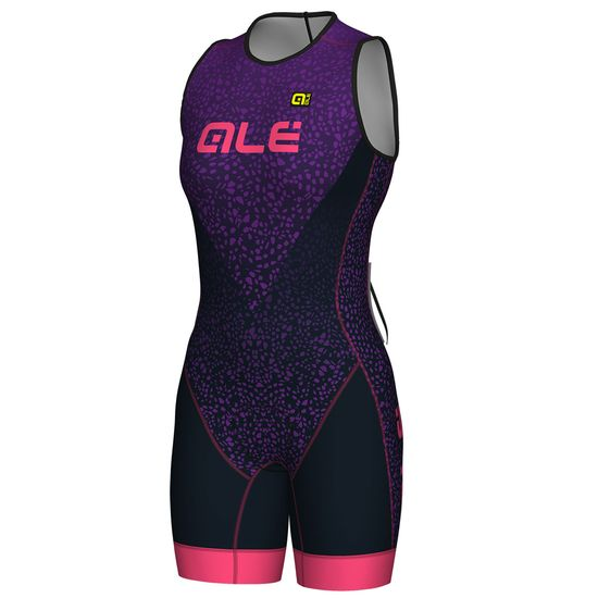 Body Ale Olympic Tri Kilawea - Zip Retro Per Donna