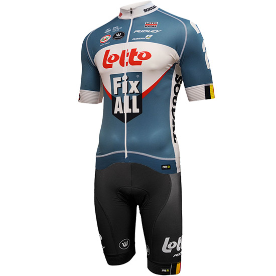 2018 Completo Lotto Fix ALL PRR - Squadra Ciclistica Professionista
