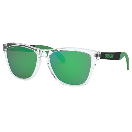 Occhiali Oakley Frogskins Mix - Polished Clear Prizm Jade