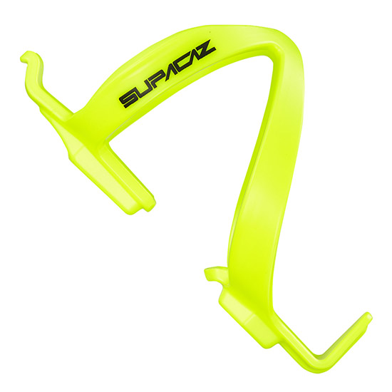 Portaborraccia Supacaz Fly Cage Poly - Giallo fluo