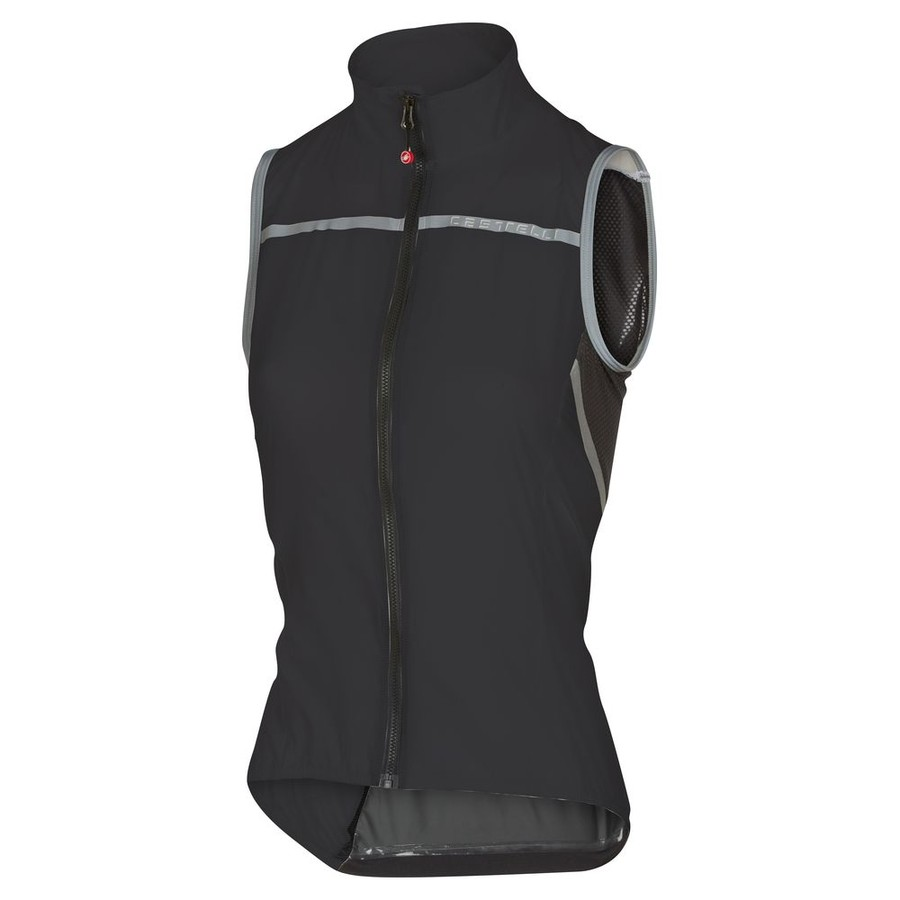 Donna Gilet Castelli Superleggera - Antracite