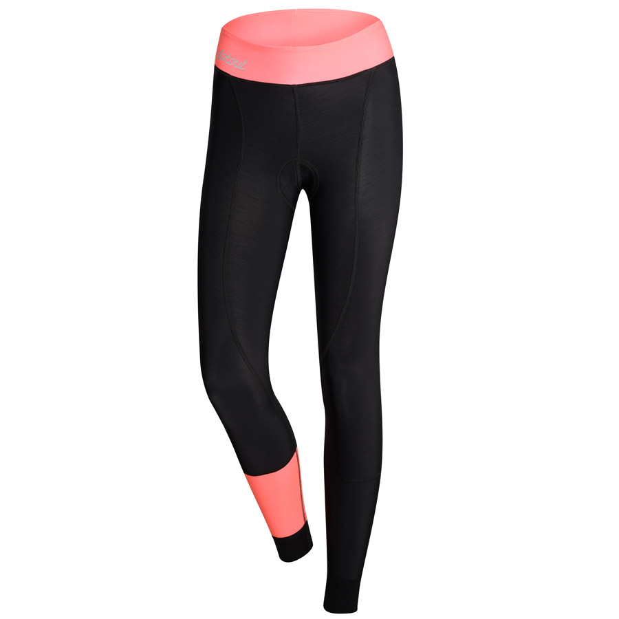 Donna Pantaloni Dotout Swift - Nero Rosa