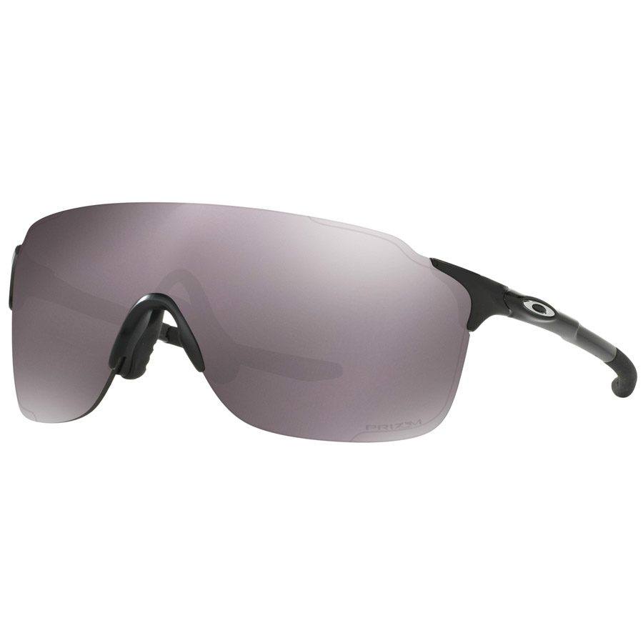 Uomo Occhiali Oakley EVZero Stride - Polished Black Prizm Daily Polarized
