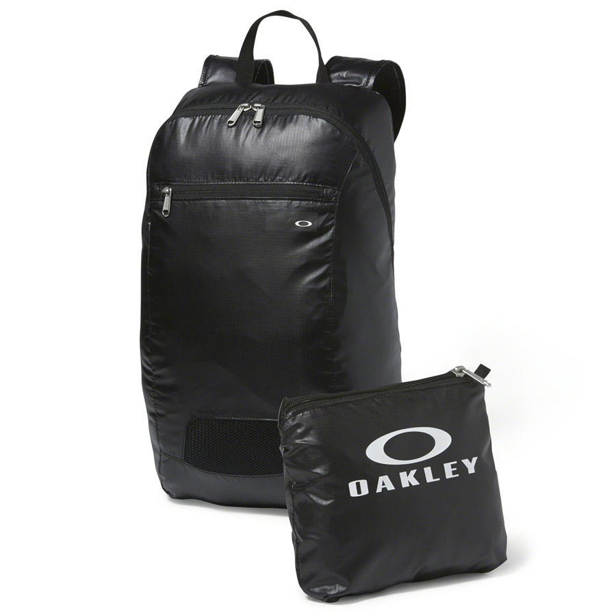Donna Zaino Oakley Packable Backpack - Nero