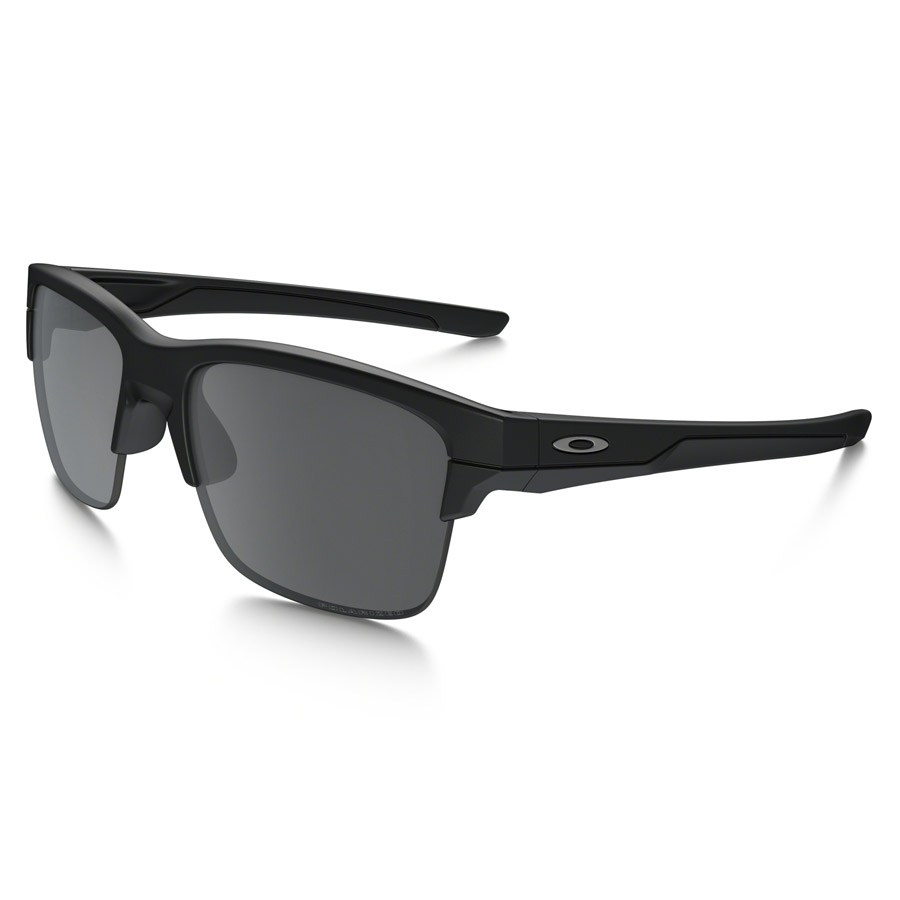 Uomo Occhiali Oakley Thinlink - Matte Black Black Iridium Polarized