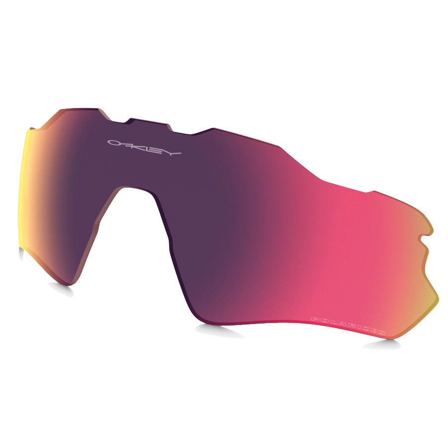 Uomo Lenti Oakley Radar EV - Path - 00 Red Iridium Polarized