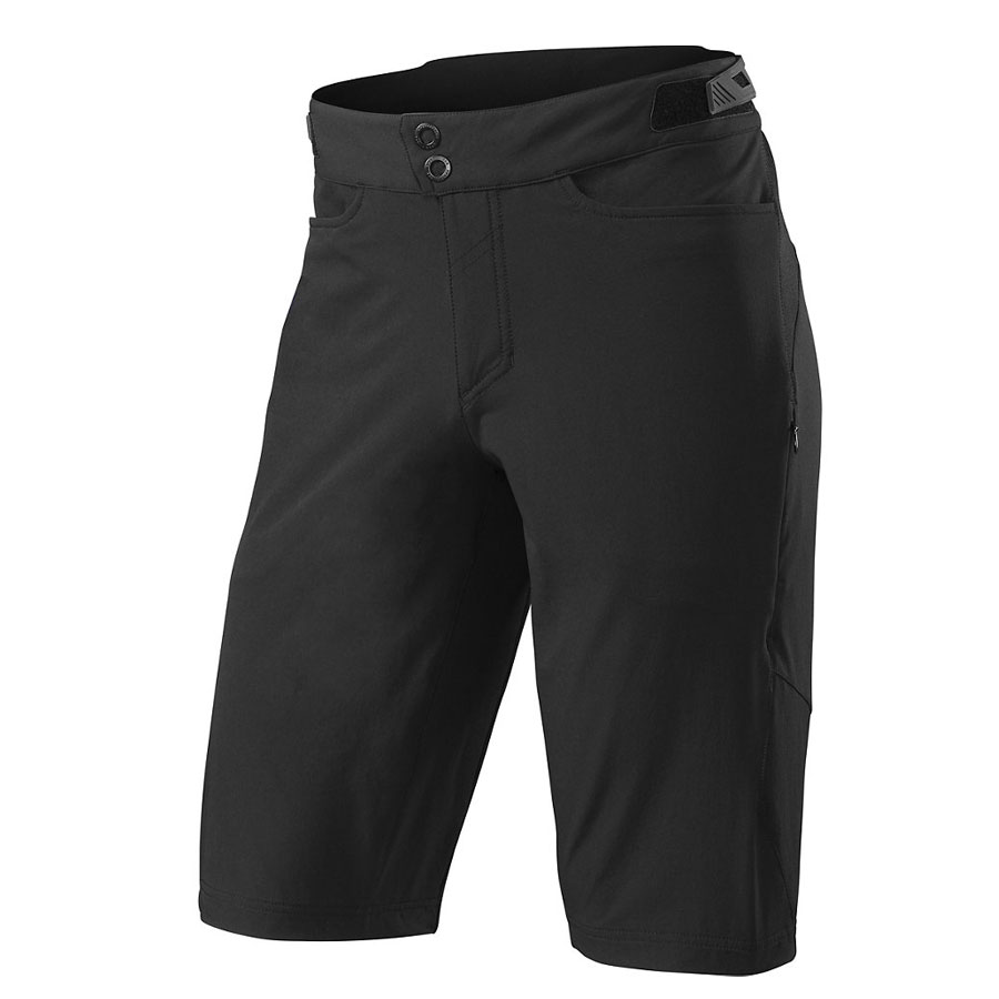 Uomo Pantaloni Specialized Enduro Comp - Nero