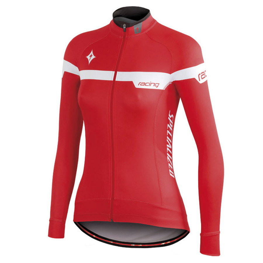Donna Maglia M/L Specialized Therminal Team Pro