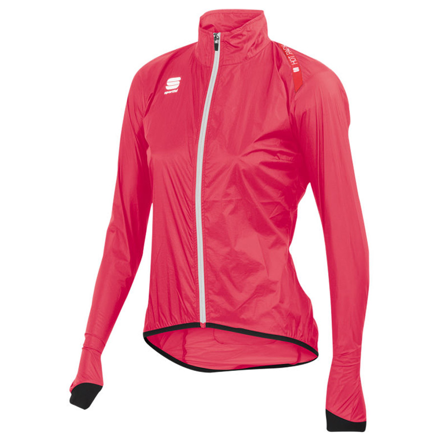 Donna Mantellina Sportful Hot Pack 5 - Rosa