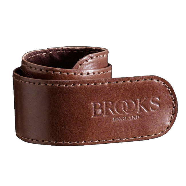 Uomo Trouser Strap Brooks - Marrone